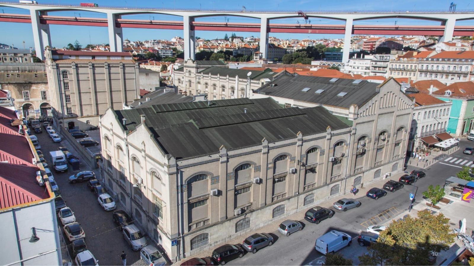 Consórcio adquire edifícios d'A Napolitana ao Grupo Auchan
