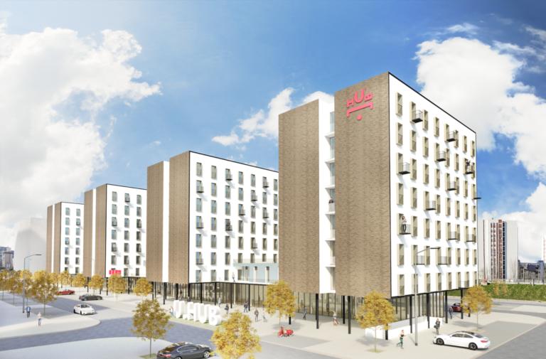 Gabriel Couto constrói Residência Universitária na Alta de Lisboa para a U.Hub