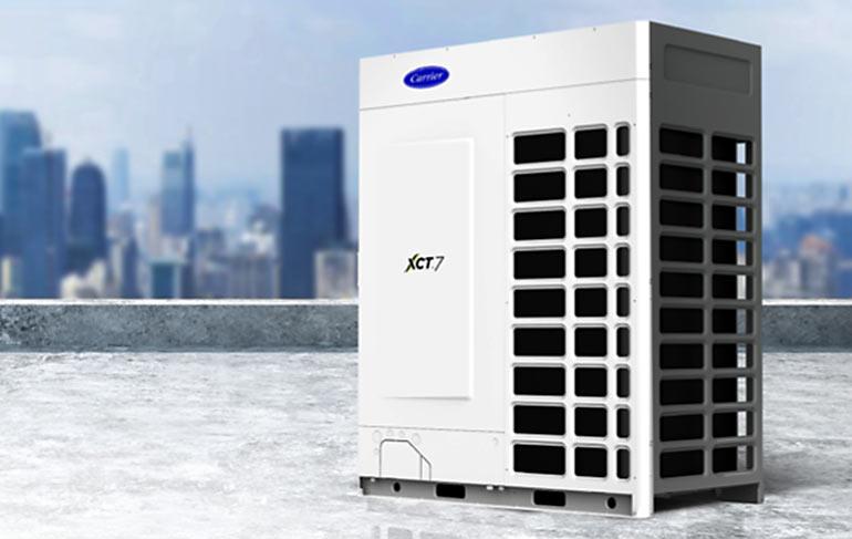 Carrier amplia gama de soluções do sistema Split