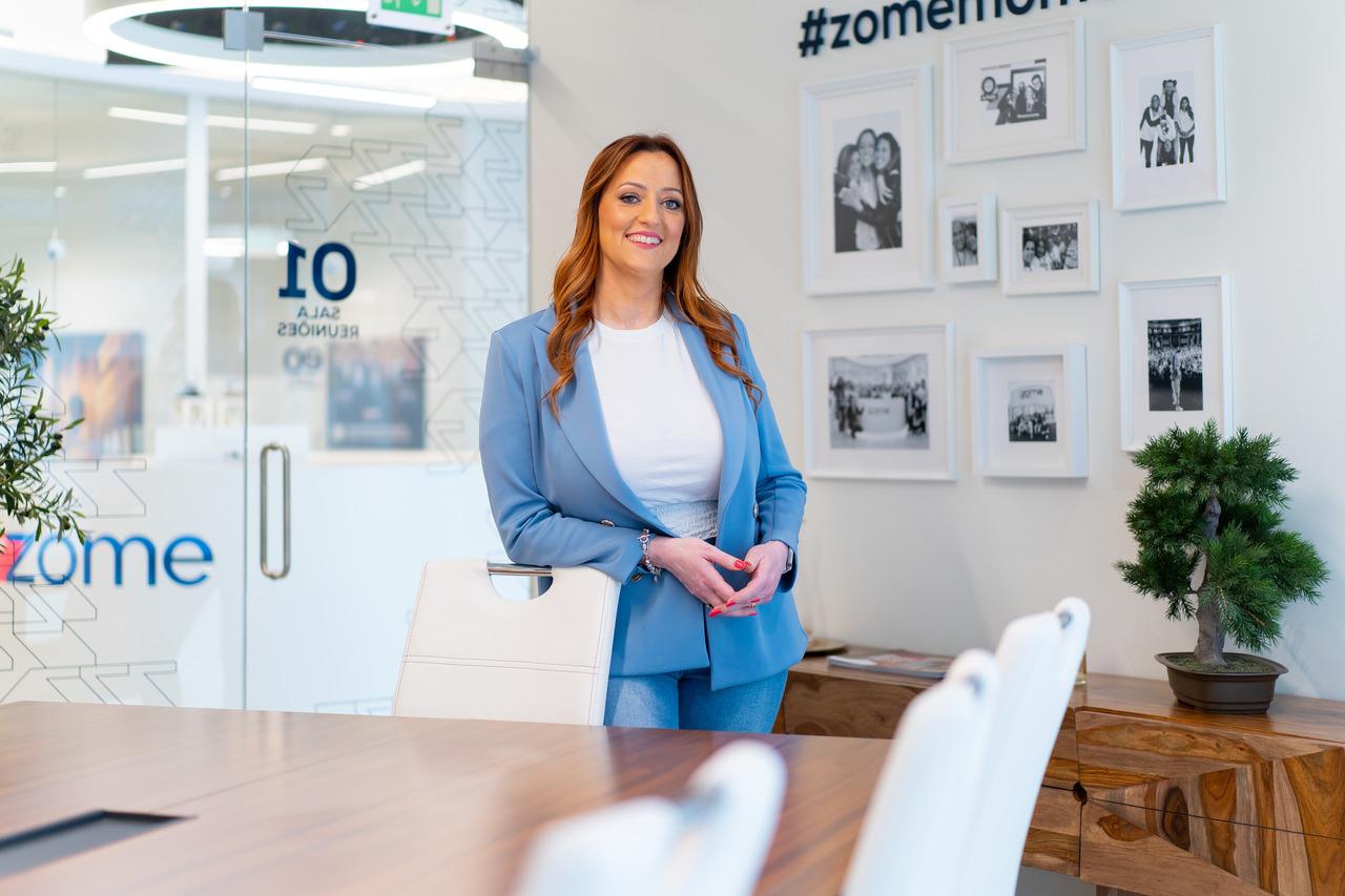 Volume de negócios da Zome supera 300 M€ no primeiro semestre