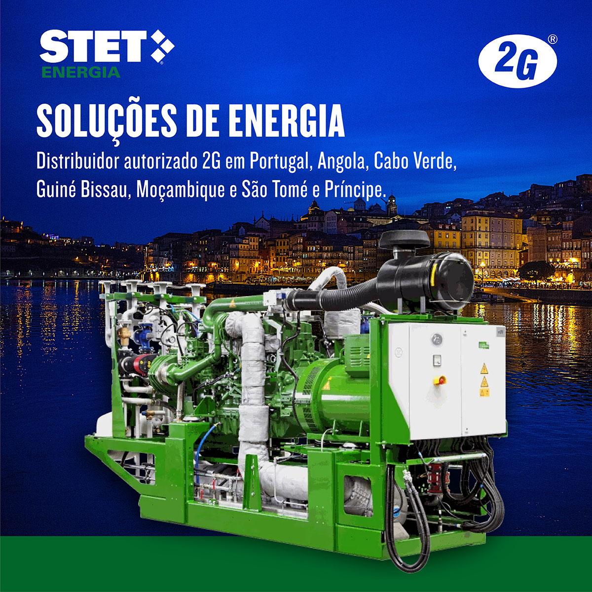 STET dedica página à divulgação de soluções de cogeração