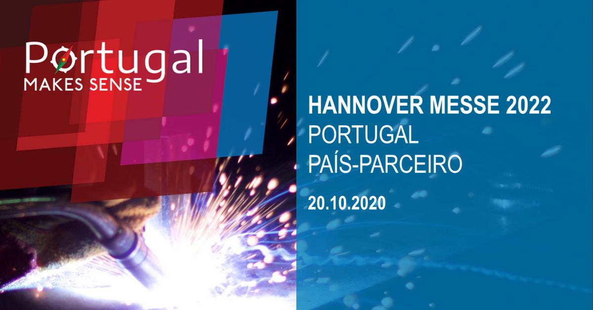Portugal prepara presença na Hannover Messe 2022