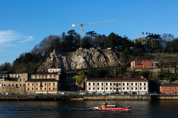 Município do Porto lança concurso para ligação entre Restauração e o Palácio de Cristal